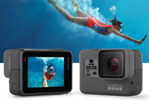 Is Go Pro the best underwater camera for scuba diving?