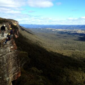 Blue Mountains Abseiling