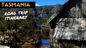 Tasmania self drive itinerary