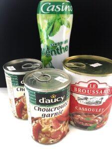 New Caledonia Shopping French Items Supermarket