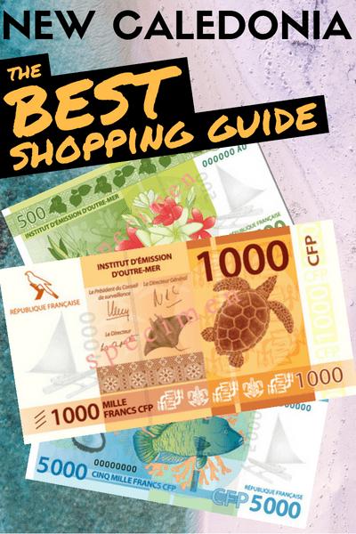 New Caledonia Shopping Tips - Shopping Guide