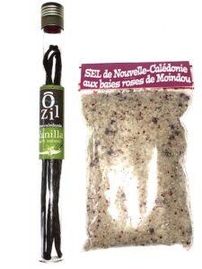 New Caledonia Souvenirs Shopping Local Products Vanilla Salt