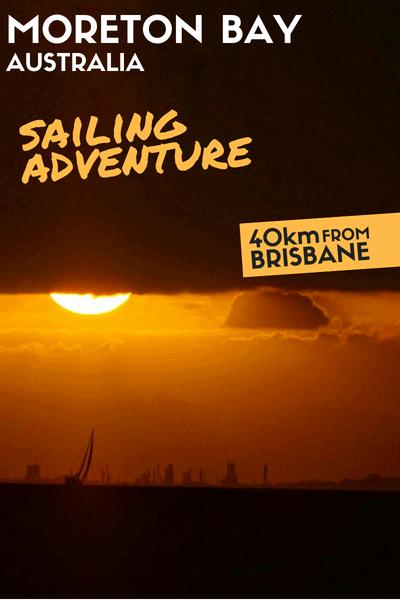 Sail Moreton Bay Brisbane