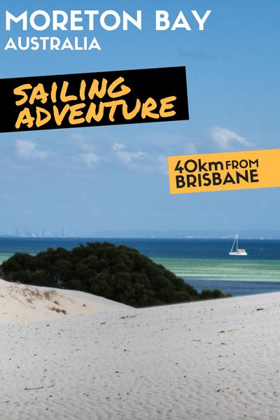 Sailing Moreton Bay Brisbane