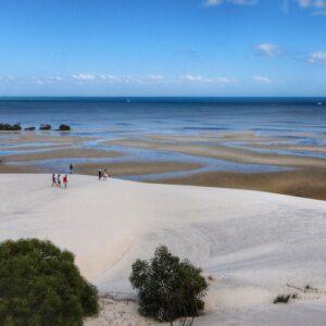 Sailing Moreton Bay - Moreton Island Little Sandhills 03