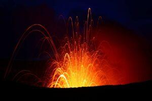 Tanna Volcano - Andrew J Swann