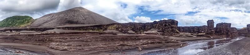 Mount Yasur hiking Tanna Volcano Free Ash Plain