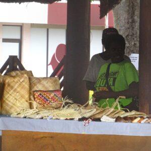 Vanuatu Itinerary - Port Vila Efate Handicraft Market