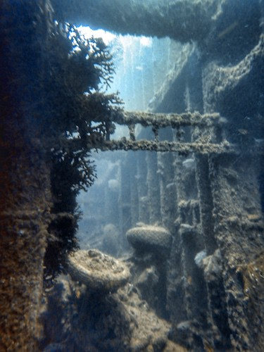 Vanuatu SS Coolidge Dive Jeep