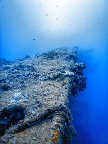 Vanuatu SS Coolidge Dive wreck
