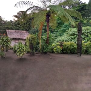 Village in Tanna (Vanuatu)