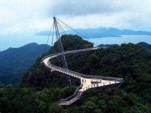 Overcoming Fear of Heights - Langkawi Bridge