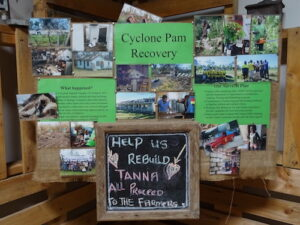 Tanna Coffee Factory Cyclone Pam Recovery