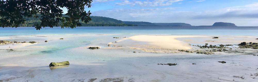 Towoc Beach Espiritu Santo