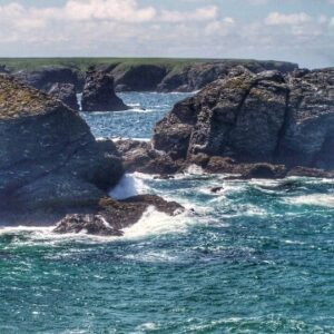 Belle Ile Coast Morbihan Brittany