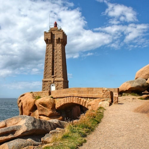 Best of Brittany Ploumanach Lighthouse