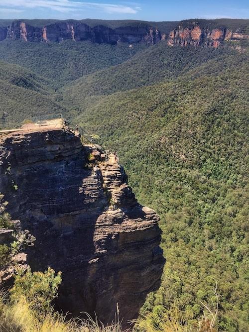 Blue Mountains Pulpit Rock Blackheath