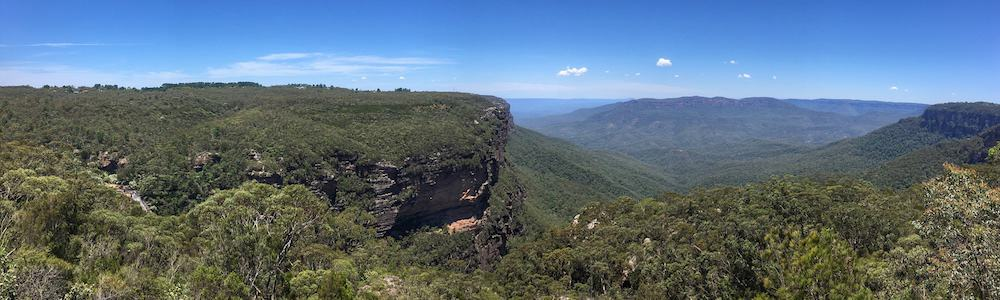 Are The Blue Mountains Wentworth Falls Walks Worth It?