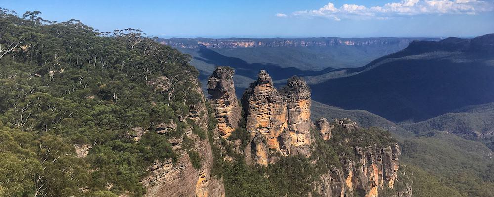 Three Sisters Echo Point Blue Mountains Katoomba