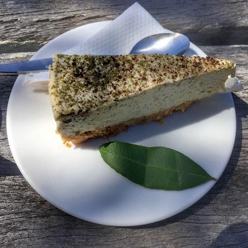Yarrawarra Aboriginal Cultural Centre Cheesecake