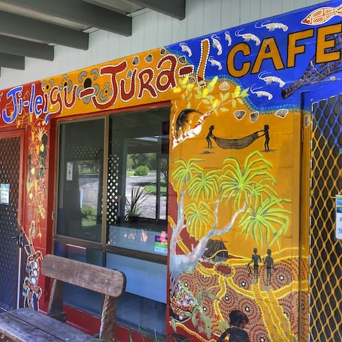 Yarrawarra Aboriginal Cultural Centre Cafe