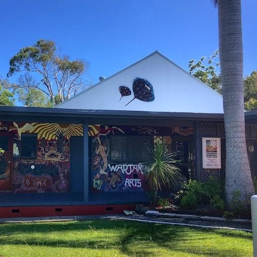 Yarrawarra Aboriginal Cultural Centre - Wadjar Art Gallery