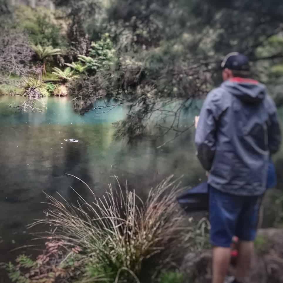 Blue Lake Jenolan Cave Platypus