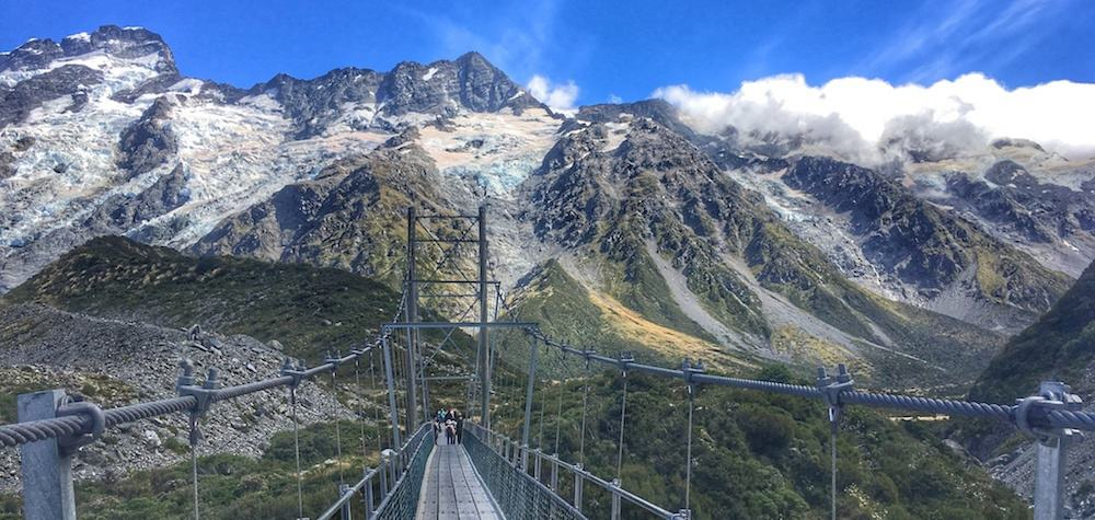 The Best Mt Cook Hikes: What To Do in Summer or Spring