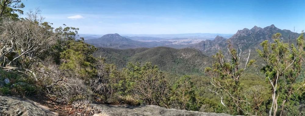 Tips to Hike Montserrat Lookout And Get The Best Views Of Mount Barney