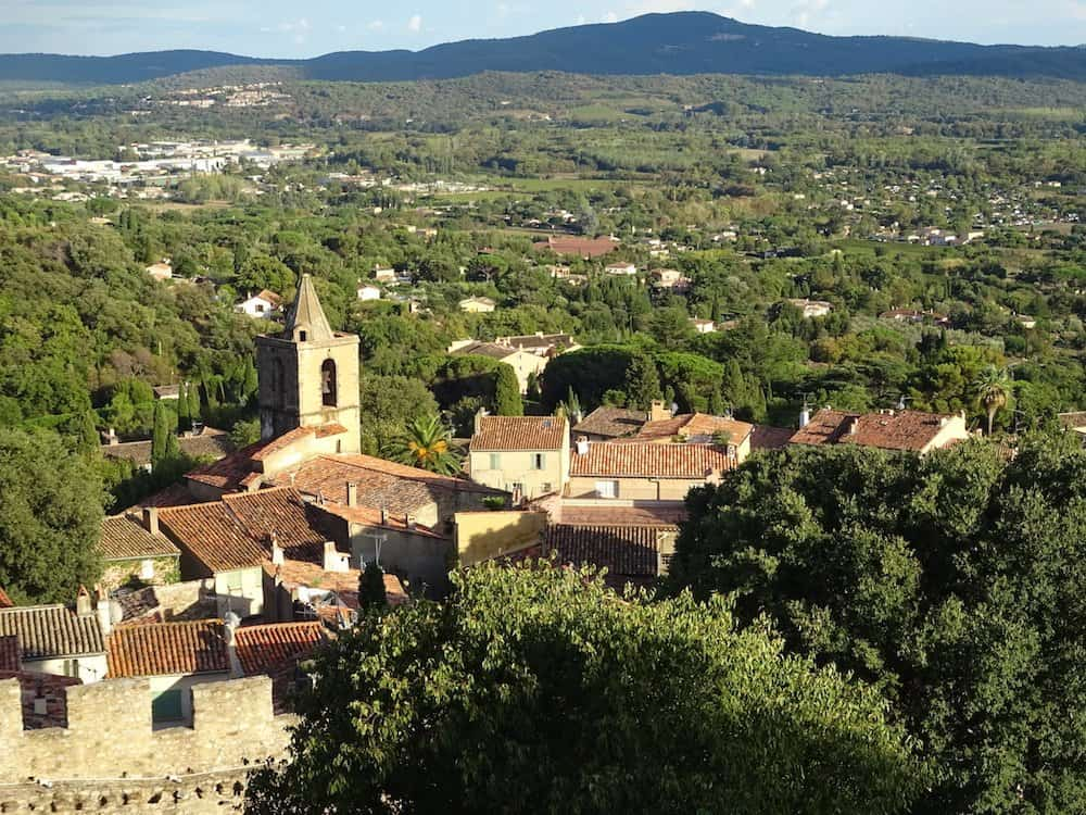 The Most Beautiful Villages Near St Tropez